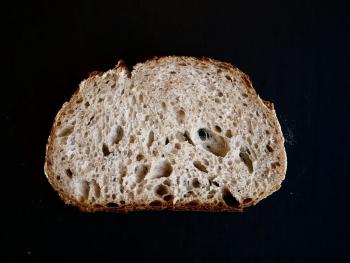 Zuurdesem witbrood